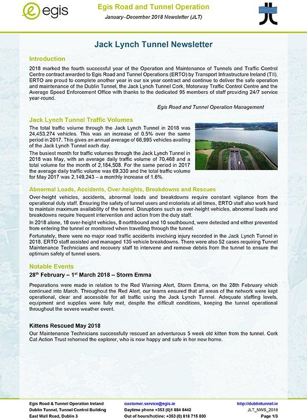 JLT Newsletter